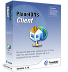 PlanetDNS Client
